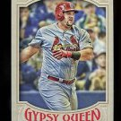 2016 Topps Gypsy Queen Baseball  Base  #215  Matt Adams