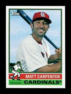 2015 Topps Baseball Archives  #108  Matt Carpenter