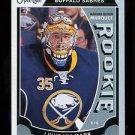 2015-16 Upper Deck Hockey Series 2 OPC Update Rookie  #U42  Linus Ullmark