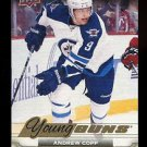 2015-16 Upper Deck Hockey Series 1 Young Guns Canvas  #C95  Andrew Copp
