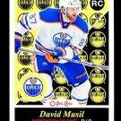 2015-16 OPC O-Pee-Chee  RETRO Parallel  #548  David Musil  RC