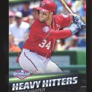 2016 Topps Opening Day Baseball  Heavy Hitters  #HH-1  Bryce Harper