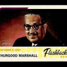2016 Topps Heritage Baseball  News Flashbacks  #NF-TM  Thurgood Marshall