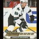 2015-16 Upper Deck Hockey Series 2  UD Canvas Young Guns #238  Nikolay Goldobin