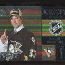 2015-16 Upper Deck Hockey Full Force  Draft Board #DB-SC  Sidney Crosby