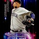 2016 Topps Opening Day Baseball  Striking Distance  #SD-7  Felix Hernandez