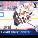 2015-16 Upper Deck Series 1 OVERSIZE Winter Classic Topper #WC-8  Marian Hossa