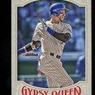 2016 Topps Gypsy Queen Baseball  Base  #6  Carlos Gonzalez