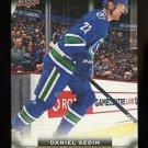 2015-16 Upper Deck Hockey Series 2  UD Canvas  #C202  Daniel Sedin