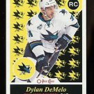 2015-16 Upper Deck Hockey Series 2 OPC Update  RETRO RC  #U15  Dylan DeMelo