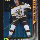 2015-16 Upper Deck Series 1 Shining Stars ROYAL BLUE #SS-24  Patrice Bergeron