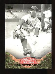 2016 Topps Baseball Series 2  Wrigley Field 100 Years  #WRIG-49  Hal Newhouser