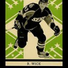 2011-12 OPC O-Pee-Chee Hockey RETRO Parallel  #565  Roman Wick