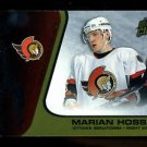 2002-03 Pacific Hockey Quest for the Cup  Gold  #71  Marian Hossa  150/325