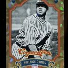 2012 Panini Cooperstown Baseball  Crystal Collection  #126  Buck Leonard  53/299