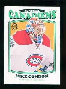 2016-17 OPC O-Pee-Chee Hockey  RETRO  #324  Mike Condon