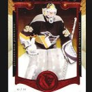 2015-16 Upper Deck Artifacts Hockey  Ruby  #144  Tom Barrasso  261/399