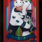 2014-15 OPC O-Pee-Chee Platinum  Retro RED Rainbow  #19  Joe Pavelski