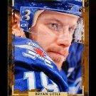 2015-16 Upper Deck Portfolio Hockey  Base  #30  Bryan Little