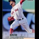 2016 Topps Baseball Stadium Club  #133  David Price