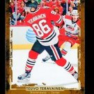 2015-16 Upper Deck Portfolio Hockey  Base  #109  Teuvo Teravainen