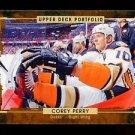 2015-16 Upper Deck Hockey Portfolio  #58  Corey Perry