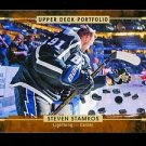 2015-16 Upper Deck Hockey Portfolio  #89  Steven Stamkos