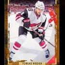 2015-16 Upper Deck Portfolio Hockey  Base  #47  Tobias Rieder