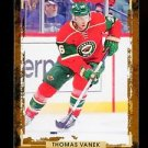 2015-16 Upper Deck Portfolio Hockey  Base  #177  Thomas Vanek