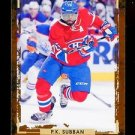 2015-16 Upper Deck Portfolio Hockey  Base  #53  P.K. Subban