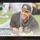 2016 Topps Baseball Stadium Club  #274  Giancarlo Stanton