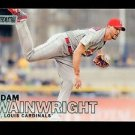 2016 Topps Baseball Stadium Club  #196  Adam Wainwright