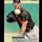 2016 Topps Baseball Stadium Club  #214  Madison Bumgarner