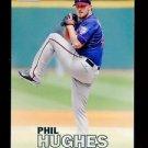 2016 Topps Baseball Stadium Club  #252  Phil Hughes