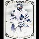 2015-16 Upper Deck Champs Hockey  Base card  #147  Jonathan Bernier