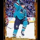 2015-16 Upper Deck Portfolio Hockey  Base  #106  Patrick Marleau