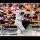 2016 Topps Baseball Stadium Club  #218  Brandon Belt