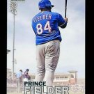 2016 Topps Baseball Stadium Club  #270  Prince Fielder
