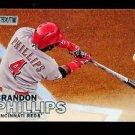 2016 Topps Baseball Stadium Club  #6  Brandon Phillips
