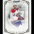 2015-16 Upper Deck Champs Hockey  Base card  #36  Tomas Plekanec