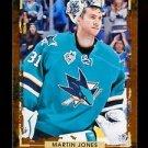 2015-16 Upper Deck Portfolio Hockey  Base  #98  Martin Jones