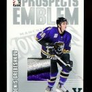 ITG Final Vault  2004-05 Heroes Prospects  Emblem  #GUE-37  Denis Grebeshkov