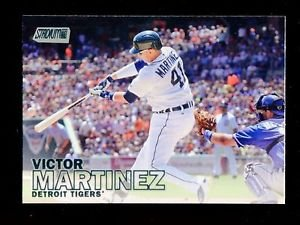 2016 Topps Baseball Stadium Club  #174  Victor Martinez