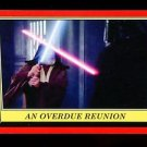 2016 Topps Star Wars Rogue One Mission Briefing  #42  An Overdue Reunion