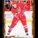 2015-16 Upper Deck Portfolio Hockey  Base  #8  Justin Faulk