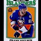 2016-17 OPC O-Pee-Chee Hockey  RETRO  #199  Frans Nielsen