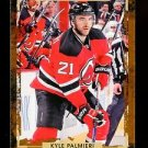 2015-16 Upper Deck Portfolio Hockey  Base  #44  Kyle Palmieri