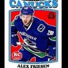 2016-17 OPC O-Pee-Chee Hockey  RETRO  #567  Alex Friesen  RC