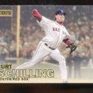 2016 Topps Baseball Stadium Club  Gold Foil  #112  Curt Schilling
