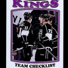 2016-17 OPC O-Pee-Chee Hockey  RETRO  #629  Los Angeles Kings  Team Checklist